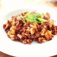 Easy Kimchee-Bhutanese Fried Rice