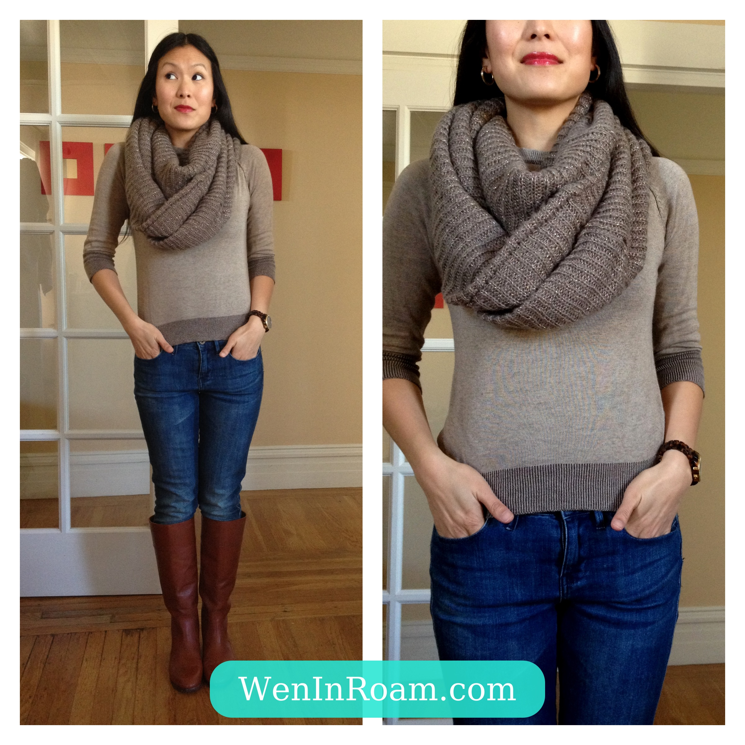 To acquire How to thick wear winter scarf pictures trends