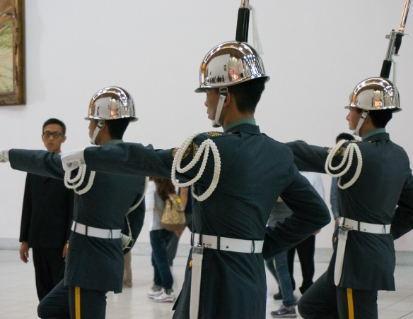 taiwan soldiers