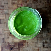 Wendy's Super Green Smoothie